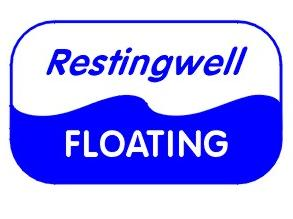 Restingwell Floating logotype